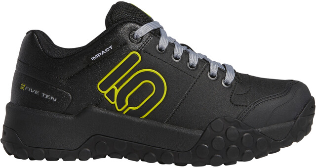 adidas Five Ten Impact Sam Hill Scarpe Per Mountain Bike Uomo, core blackgreysemi solar yellow